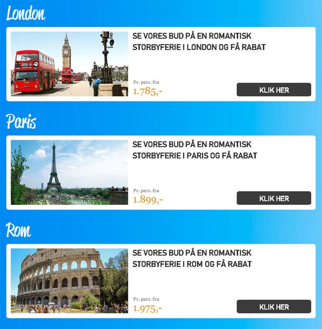 make travel rejser